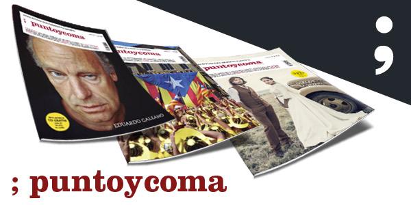 Habla con Eñe. Revista Punto y Coma de cultura y recursos en español  de España y América Latina.